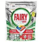 Fairy Platinum Plus Cytryna Kapsułki do zmywarki, 37 kapsułek