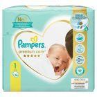 Pampers Premium Care, Rozmiar 1, 26 pieluszki, 2kg-5kg