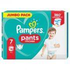 Pampers Pants, Rozmiar 7, 40 Pieluchomajtek