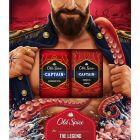 Old Spice Captain Zestaw podarunkowy dla mężczyzn