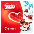 Nestle Coconut Praliny w czekoladzie mlecznej i białej 151 g