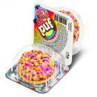 Eti Puf Herbatnik z pianką marshmallow i posypką z granulek kolorową 18 g