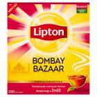 Lipton Bombay Bazaar Herbata czarna z naturalnym aromatem 180 g (100 torebek)