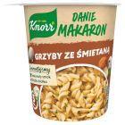 Knorr Danie makaron grzyby ze śmietaną 59 g