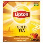 Lipton Gold Herbata czarna 150 g (100 torebek)