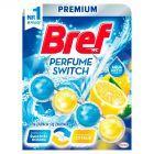 Bref WC Perfume Switch Zawieszka myjąco-zapachowa do muszli WC świeżość oceanu-cytrus 50 g