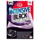 K2r Intensive Black Chusteczki do prania 10 sztuk