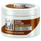 Taft Pure Styler Light Hold Żel do włosów 150 ml