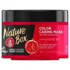 Nature Box Maska chroniąca kolor z olejem z granatu 200 ml