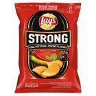 Lay's Strong Chipsy ziemniaczane karbowane o smaku ostrego chilli i limonki 265 g