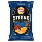 Lay's Strong Chipsy ziemniaczane karbowane o smaku pikantnego pepperoni 130 g