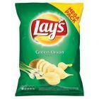 Lay's Chipsy ziemniaczane o smaku zielonej cebulki 215 g
