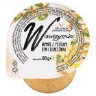 Wawrzyniec Hummus z pestkami dyni i słonecznika 80 g
