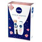 NIVEA Shine of Diamond Zestaw kosmetyków