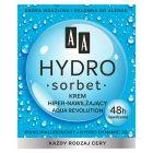 AA Hydro Sorbet aqua revolution krem hiper-nawilżający 48h 50 ml