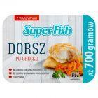 SuperFish Dorsz po grecku 700 g