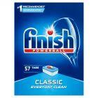 Finish Classic Tabletki do mycia naczyń w zmywarce 912 g (57 sztuk)