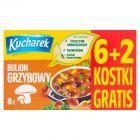 Kucharek Bulion grzybowy 80 g (8 x 10 g)