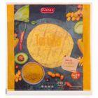 Sandra Tortilla pszenna smak curry 240 g (4 x 60 g)