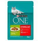 PURINA ONE Sterilcat Karma dla kotów sterylizowanych z indykiem 85 g