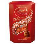Lindt Lindor Pralinki z czekolady mlecznej z nadzieniem 200 g