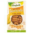 Bonduelle Warzywio Warzywa w formie makaronu z cieciorki i kukurydzy 250 g
