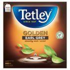 Tetley Golden Earl Grey Herbata czarna aromatyzowana 180 g (100 x 1,8 g)