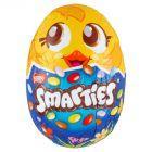 Smarties Figura z czekolady mlecznej z cukierkami w chrupiących cukrowych skorupkach 50 g