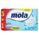 Mola Ultra Chłonne Ręczniki papierowe 4 rolki