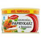 GRAAL Szczeciński paprykarz z łososiem 165 g
