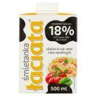 Łaciata Śmietanka do zup i sosów 18% 500 ml