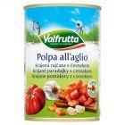 Valfrutta Krojone pomidory z czosnkiem 400 g