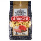 Arrighi Pierożki z makaronu jajecznego z nadzieniem mięsnym 250 g