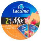 Lactima Ser topiony Gouda i z szynką 140 g (8 sztuk)