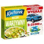 Kucharek Bulion warzywny 60 g (6 x 10 g)