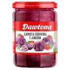 Dawtona Kapusta czerwona z jabłkiem 680 g