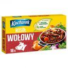 Kucharek Rosół wołowy 180 g (18 x 10 g)