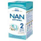 Nestlé Nan Optipro 2 Mleko następne w proszku dla niemowląt powyżej 6. miesiąca 350 g