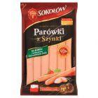 Sokołów Parówki z szynki 250 g