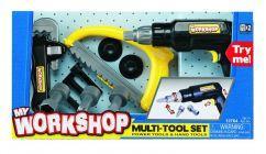 Zestaw narzędzi dla chłopca