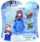 Frozen mini laleczka z przyjacielem