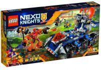 Pojazd Axla  nexo knights
