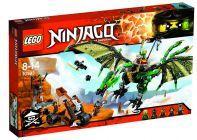 Zielony Smok Nrg   ninjago