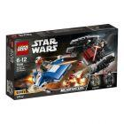 75196 A-Wing? kontra TIE Silencer?