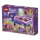 41359 Pudełko w kszatłcie serca - zestaw przyjaźni