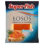 SuperFish Łosoś norweski wędzony kawałek 250 g