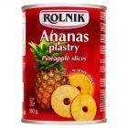 Rolnik Ananas plastry 560 g