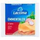 Lactima Ser topiony w plasterkach Emmentaler 130 g (8 sztuk)