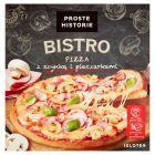Proste Historie Bistro Pizza z szynką i pieczarkami 420 g