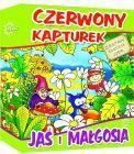 Czerwony Kapturek-Jas i Małgosia